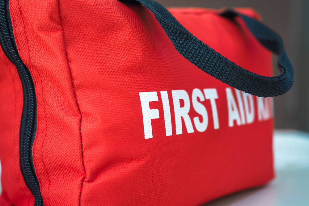 First Aid Tips for camping this Summer