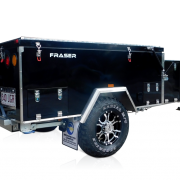 The Fraser Camper Trailer